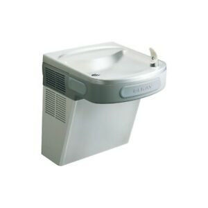 Elkay Ezs8s Wall Mounted Single Ada Drinking Fountain Stainless Steel