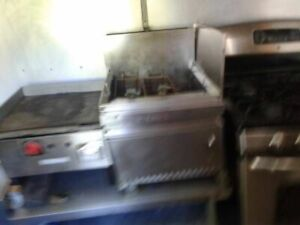 6 X 18 Food Concession Trailer For Sale In Florida
