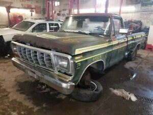 Engine 8 351m 5 8l Fits 1978 Ford F150 Pickup 548185