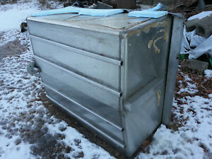 Used Stainless Steel Milk Tank Local Pu Only
