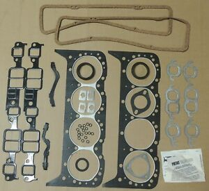 Mccord Engine Dynamic Hs001 Head Gasket Set For Sbc Chevy 265 283 307 327 350 V8