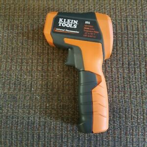 Klein Tools Ir5 12 1 Dual Laser Infrared Thermometer Only
