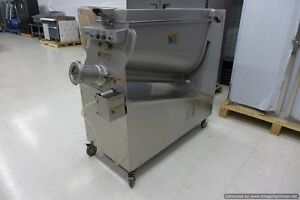Hobart Mg2032 8 5 Hp Meat Beef Mixer Grinder Grocery Butcher 4346 Mix Grind 32