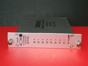 Comnet Fdc8t 8 Channel Contact Mapping Transmitter