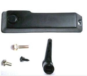 Suzuki Samurai Sierra Drover Gypsy Sj410 Sj413 Tailgate Handle Cover Lock Kit