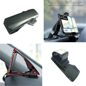 360 Car Dashboard Mount Cradle Holder Stand For Mobile Cell Phone Gps Iphone