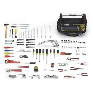 New Proto Sae Tradesman Tool Set Jts 0105hvac Pieces 105 Hvac Fast Shipping