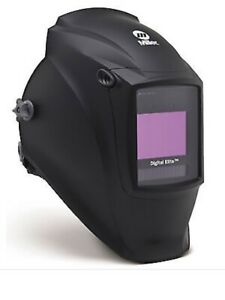 Miller Black Digital Elite Auto Darkening Welding Helmet 281000