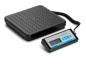 Brecknell Ps150 Portable Bench Scale 150 Lb X 0 2 Lb