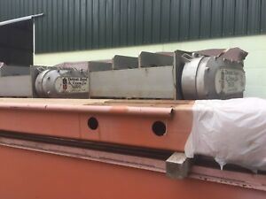 35 25 Ton Twin Detroit Hoist Overhead Bridge Crane Components