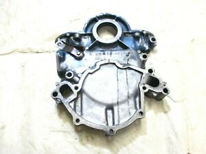 1974 1976 Mustang 302 Timing Chain Cover With Pointer