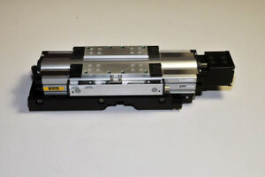 Parker 404xr Linear Actuator With Adjustable Mounting Base 120mm Stroke Nema 17