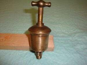 Essex Brass Oiler Grease Cup