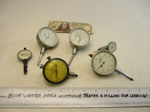 6 Dial Indicators Indicator Gem Federal Hdt More All Work 2 Are Sticky