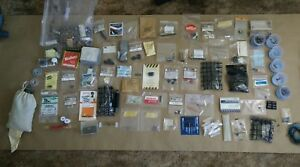 Lot Of Vintage Electronic Components Mixed