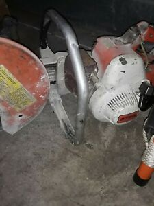 Ts350 Stihl Cut off Saw gas Powered 12 x20mm Blade