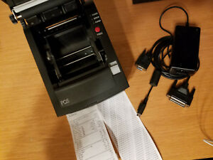 Posx Xr510 Point Of Sale Receipt Printer Self Test Passed Thermal With Cutter