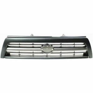 For 1996 1997 1998 Toyota 4runner Front Grille Gray 4cyl 6cyl