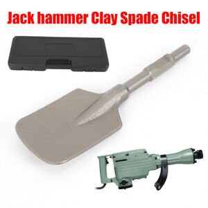 For 65 95 Jack Hammer Chisel Shovel Clay Spade Concrete Stone Free Shipping