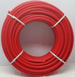 Certified Non Barrier 3 4 300 Coil Red Pex Tubing Htg plbg potable Water