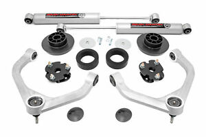 Rough Country 3 Lift Kit fits 2012 2018 Ram 1500 4wd N3 Shocks Suspension