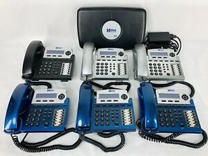 Xblue Networks X16 Office Phone System With 6 Digital Telephones