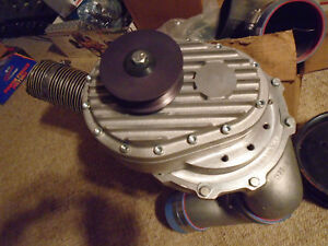 Nos Powerdyne Ford Motorsport Supercharger Kit 10 Psi 302 Ford Mustang 5 0l