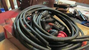 Nos 1965 1969 Ford Fairlane Mustang Xl Shelby 390 427 428cj Spark Plug Wires