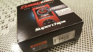 Superchips Flashpaq Pro Plus F5 5850 For Ford Gm Gas Diesel Unused Stock