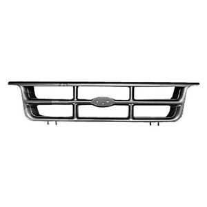 New For Ford Ranger Fits 1993 1994 Front Grille Dark Gray F37z8200ba Fo1200184