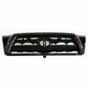 For 2005 2006 2007 2008 2009 2010 Toyota Tacoma Front Grille Black