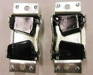 1948 1949 1950 1951 1952 Ford Pickup Truck Female Door Dovetail Assembly Pair