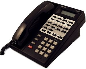 Avaya Lucent At t Partner Mls 18d Black Business Phone 7311h10a 003