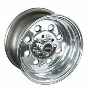 Weld Racing 90 59040 Draglite Wheel Rim 15 X 9 12 00mm Offset Polished Each