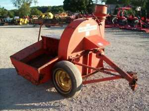 Very Nice Original Allis Chalmers Silage Blower Very Good Condition