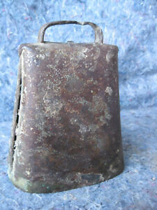 Antique Original Working Cow Bell