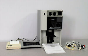Beckman Coulter Z2 Particle Counter Size Analyzer W Z1 Controller Printer