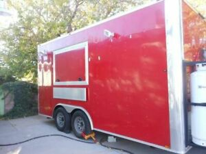 2015 8 5 X 16 Food Concession Trailer With Truck For Sale In New Mexico