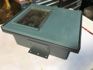 Foxboro Totalizer 75tca feea Process Controller Enclosure 120v Clean Fast Ship