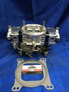 Rebuilt Holley 850cfm Double Pump Hp Track Warrior Carburetor