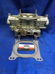 Very Nice Holley 950cfm Double Pump Hp Carburetor Mechanical Secondaries