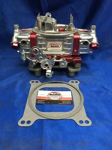 Rebuilt Quickfuel 650 Cfm Annular Booster Double Pump Comes With Inlet Dittings