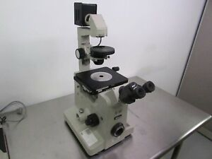 Nikon Diaphot Inverted Microscope 8263 30 0002