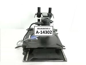 Ludl Electronic Products Motorized Microscope Stage X y Used Working