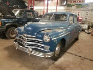 1949 Plymouth Left Fender Blue 505222