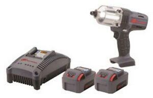 1 2 Cordless Impact Wrench Standard Anvil One 5 0ah Battery Kit Irc W7150 K12