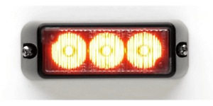 Whelen Rsa03zcr Tir3 Super Led Light Module Amber New