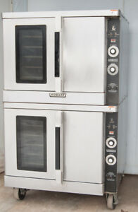 Hobart Convection Oven Electric Double Stack Single Phase