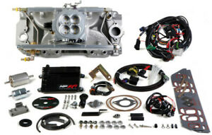 Hp Efi Multi Port Fuel Injection System V8 4 Bbl Single Plane Big Block Chevy
