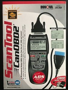 Innova 3130 Scan Tool New In Box Free Shipping